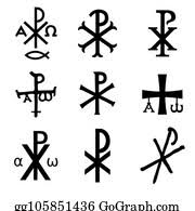 I'm less interested in the imperialistic aspects of the chi rho, though. Chi Rho Clip Art Royalty Free Gograph
