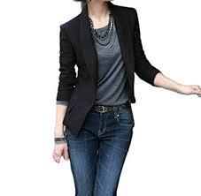 <b>Women</b> Formal One Button Blazer, Plus Size <b>S</b>-<b>3XL</b> Lady <b>Spring</b> ...