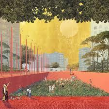 best arch·rendering images architecture  Дворулица Дипломный проект Алёны Шляховой Студия архитектурного бюро Меганом МАРХИ