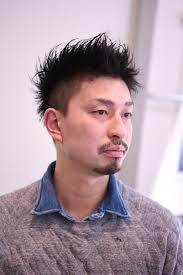 男の髪型事情