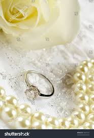 Nice Wedding Background Wedding Dress Stock Photo 10527547