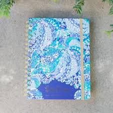 At A Glance Academic Planner 2020 17 Lilly Pulitzer Wave After Wave 2019 2020 17 Month Planner