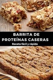 Barritas De Cereal Caseras Light