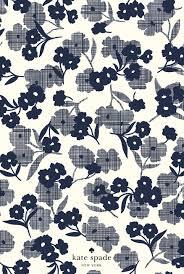 Textile Design New York Pretty And Preppy In 2020 Kate Spade Wallpaper Print