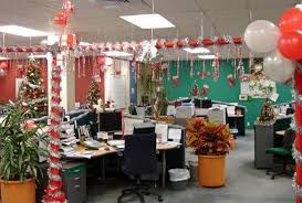 decorate office for christmas. Christmas Office Decoration. Themes Decoration | Theme Decorate For S