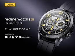 Realme Watch S Pro ist bereit, in ...