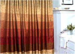shower curtain rod height curtain rod height elegant bathroom fabric shower curtains ceiling lamp beside glass