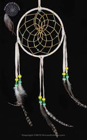 Picture Of Dream Catchers Authentic 100 Inch Navajo Dream Catcher With Glass Beads 2