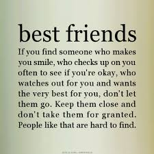 Quotes About Smile And Friendship Inspiration Amusing Best Friends If You Find Someone Who Makes You Smile Who