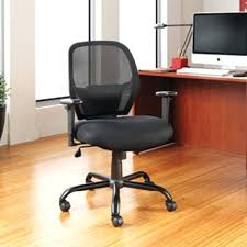 big office chairs black mid back big tall mesh office chair with adjule arms and black