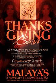 thanksgiving party flyer thanksgiving bash flyer by deitydesignz on deviantart