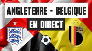 ANGLETERRE - BELGIQUE EN DIRECT 🔥 À L'ÉTRANGER Match en streaming sur TMC  ⚽ (11 octobre 2020) - YouTube