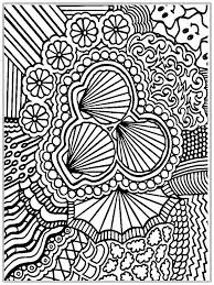 Abstract Coloring Pages For Adults At Getdrawingscom Free For