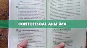 Download soal akm matematika 2021 pdf doc 3 Contoh Soal Akm Sma Terbaru Lengkap 2021 Download Pdf