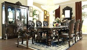 dining tables victorian dining table and chairs room set trends including homey design dark