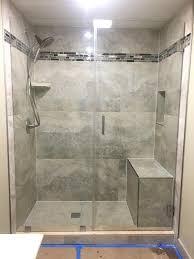 fg miami fl custom shower door in miamiframeless