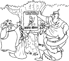 Small Picture Perfect Robin Hood Coloring Pages 92 In Download Coloring Pages
