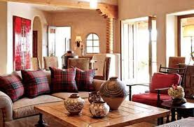 Southwestern Living Room Furniture Southwest Home Daccor To Make House More Beautiful With Ethnic