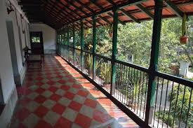 File:Southern Veranda - First Floor - House of Sarat Chandra Chattopadhyay  - Samtaber -