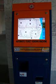 How To Use Ticket Vending Machine In Railway Station Impressive Trivandrum Railway Station Gets 'Automatic Ticket Vending Machines'