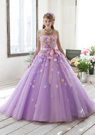 カラードレス花35002 ウエディングドレスのレンタルなら愛ロイヤル