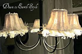 mini chandelier lamps shades fresh silk chandelier lamp shades red shade ivory marvelous lighting setup