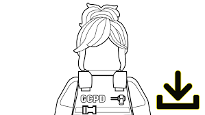 Finish The Drawing Pages Bundle - Coloring Pages - THE LEGO ...