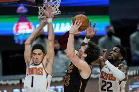Suns dominate OT to beat Cavs 134-118 ...