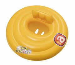 <b>Круг надувной</b> для плавания c сиденьем и спинкой <b>Bestway</b> ...