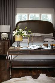 Furniture Setting Bedroom Huntington Upholstered Bed Nightstand And Desk Bernhardt Furniture Setting Bedroom S