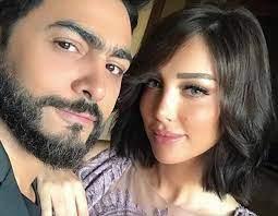 Tamer Hosny Gets Back Together with His Wife - Sada El balad