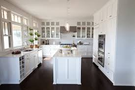 Transitional Kitchen Designs Fascinating U Shaped Kitchen Transitional Kitchen R Cartwright Design House