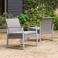 wicker patio furniture. Large Size Of Chair Popular Ideas Corvus Alsace Grey Wicker Patio Chairs With Cushions Set Furniture