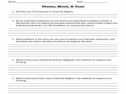 Tone And Mood Worksheet Teaching Resources   Teachers Pay Teachers besides All Worksheets » Identifying Mood And Tone Worksheets   Free as well Mood and tone furthermore  furthermore Tone vs  Mood by Shackles Off My Learning   Teachers Pay Teachers as well Identifying and Expressing Feelings   Elementary School Counseling in addition Mood And Tone Worksheet Free Worksheets Library   Download and additionally Tone And Mood moreover  also All Worksheets » Tone And Mood Worksheets   Free Printable also Identifying Tone And Mood Worksheet   28 templates   Mood. on identifying tone and mood worksheet