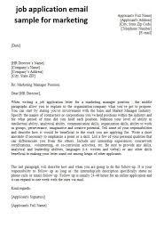 Sample Job Application Job Application Letter Template Business