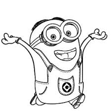 Small Picture The Harajuku Minion Coloring Page The Harajuku Minion Coloring