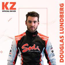 DOUGLAS LUNDBERG - New official KZ Driver - SODIKART