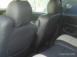 chevy silverado clazzio seat covers