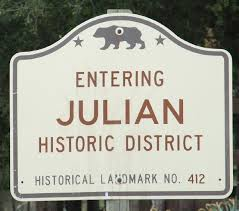 Image result for julian ca