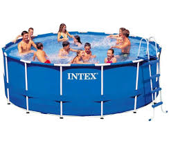 intex easy setup swimming pools15ft x 48in metal frame pool swimming pool setup w6