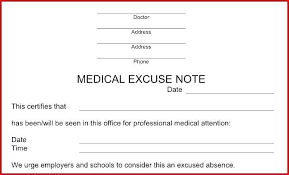 Kaiser Fake Doctors Note Fake Doctors Note Kaiser Solacademy Co