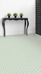 dorothy is a retro cross pattern vinyl flooring design that features dainty fl like