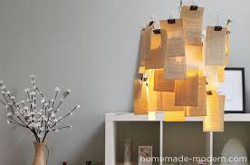 modern lighting shades. homemade modern diy ep4 photo lamp shade options lighting shades
