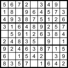 Sudoku Per Bambini E Ragazzi A Livelli Di Difficoltà Crescente