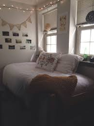 College Dorm Bedroom For Pretty Girl