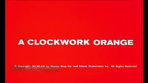 a clockwork orange blu ray review a clockwork orange is stanley kubrick in one of his most shining moments no pun intended mastering technique the coldness of emotional distance as well