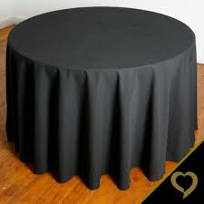 black round tablecloths 224 cm 88 90 woven premium quality next day delivery
