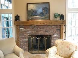 brick fireplace surround reclaimed wood fireplace fixer upper reclaimed wood over brick fireplace fireplace surround reclaimed wood fireplace stone veneer