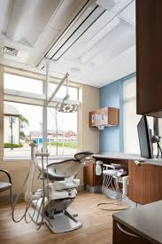 dental office interior design. Photo Of An Adult Exam Room In The New Timberlane Dental Office Essex Vermont With Interior Design By BSD And Construction Neagley I