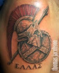 что означает наколка спартанец тюремные татуировки и их значение